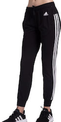 Adidas Essentials 3 Stripes Single Jersey Cuffed Pants S97115