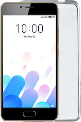 Volte-Tel Slimcolor Air TPU Διάφανο (Meizu M5c)