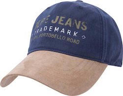 Pepe Jeans - PM040358-586 - Chatham Blue - Acton Cap - Καπέλο - blue