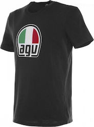 Dainese T-Shirt Agv black