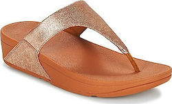 Σαγιονάρες FitFlop SHIMMY SUEDE TOE THONG