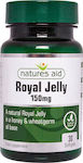 Natures Aid Royal Jelly 150mg 30 μαλακές κάψουλες