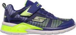 Skechers S Lights Erupters II Lava Waves 90553L-NVLM