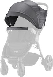 Britax Romer Σετ Υφάσματα B-Agile 4 Plus & B-Motion Black Denim