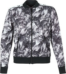 Converse Star Chevron Feather Print Track Jacket 10007530-A01