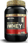 Optimum Nutrition Whey Gold Standard Optimum +20% 1100gr Vanilla Ice Cream