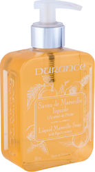 Durance Liquid Marseille Soap Peach Extract 300ml