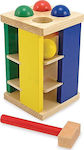 Melissa & Doug Pound and Roll Tower Toy