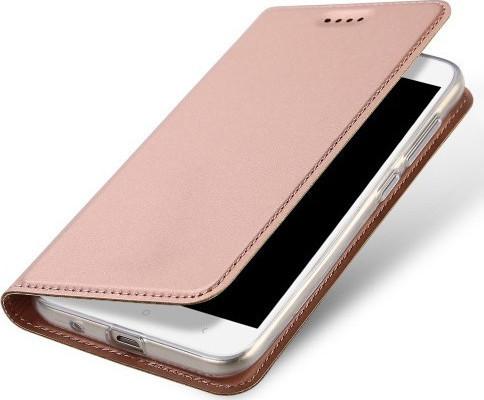 d2581c6b76 Προσθήκη στα αγαπημένα menu Dux Ducis Skin Pro Book Ροζ (Xiaomi Redmi 5A)