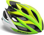 Rudy Project Windmax Lime Fluo/Blue Shiny