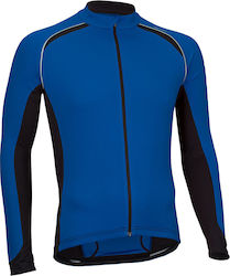 AVENTO® • Cycling Shirt Long Sleeve • Men •