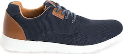 Lee Cooper Ανδρικό Sneaker WEMBLEY PWEM0001T NAVY TAN 1337