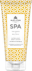 Kallos Spa Ultra Light Body Lotion 200ml