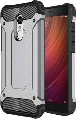 buy online 66219 6c0fa OEM Forcell ARMOR Case Xiaomi Redmi NOTE 4 - GRAY