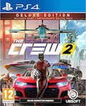 The Crew 2 (Deluxe Edition) PS4