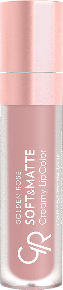 Golden Rose Soft Matte Creamy Lipcolor 102 Skroutzgr