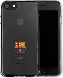 Forever Collectibles Barcelona Back Cover Σιλικόνης Διάφανο (iPhone 8/7)