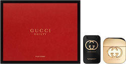 Gucci Guilty Pour Femme Eau de Toilette 50ml & Body Lotion 100ml