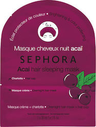 Sephora Collection Acai Hair Sleeping Mask Brightening & Color Protecting 30ml
