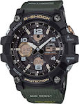 Casio G-Shock Mudmaster Tough Solar GWG-100-1A3ER