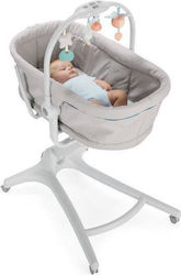 Chicco Multifunctional 4 in 1 Chicco Baby Hug, Glacial