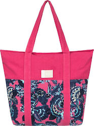 Roxy Folk Singer Beach Tote Bag ERJBT03089-MLJ5