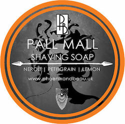 Phoenix And Beau Pall Mall Shaving Soap 115gr