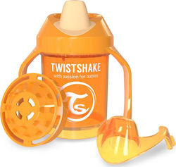Twistshake Mini Cup 4+m Orange 230ml