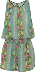 MAISON SCOTCH W 143499 'POOLSIDE' CAPSULE PRINTED - 143499-017 MULTI