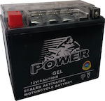 Power Batteries Gel 9Ah (YB9-BS)
