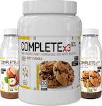 SCN Complete X3 90% Whey Isolated 900gr Muffin