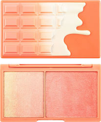 Makeup Revolution I Heart Revolution Peach and Glow 11gr