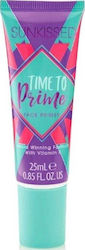 Sunkissed Time To Prime Face Primer 25ml