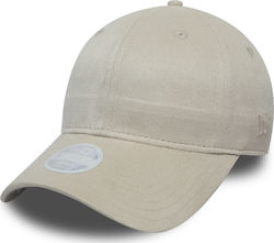 New Era Soft Suede 9forty 80489218 Beige