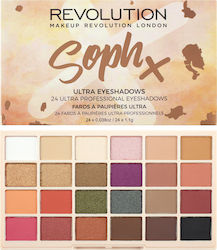 Revolution Beauty Soph X Eyeshadow Palette