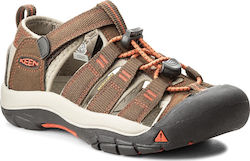 Σανδάλια KEEN - Newport H2 1018270 Dark Earth/Spicy Orange