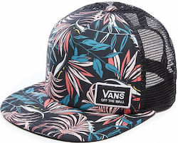 Vans Beach Bound VA31SIP20 Black California Floral
