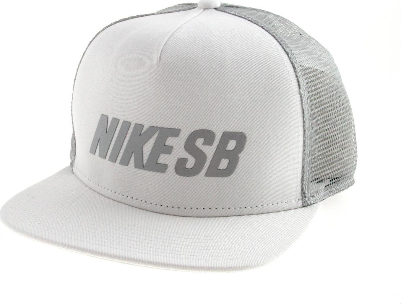 Nike SB Reflect Trucker Cap 806014-100 White - Skroutz.gr 94af0668cfa