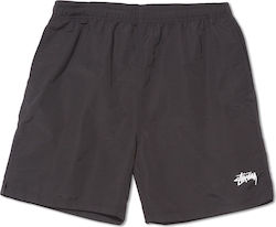 STUSSY Stock Water Short - Black - 113103-BL