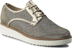 Oxfords GABOR - 61.450.63 Platino