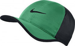 Nike Court AeroBill Featherlight Tennis Cap 679421-324 Green