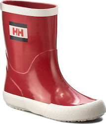 Γαλότσες HELLY HANSEN - Nordvik 112-00.110 Flag Red/Off White/Navy