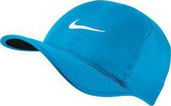 Nike Court AeroBill Featherlight Tennis Cap 679421-482 Blue