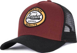 Basehit 181.BU01.14 Deep Red/Black