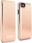 Ted Baker Cedar Mirror Folio Rose Gold (iPhone 8/7)