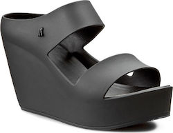 Σανδάλια MELISSA - Creatives Wedge Sp Ad 31472 Black 01003