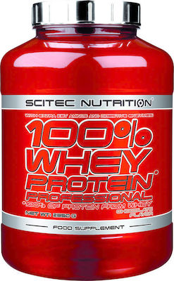 Scitec Nutrition 100% Whey Professional 2350gr Vanilla Pear