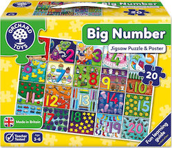 Big Number 20pcs (237) Orchard