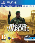 Operation Warcade PS4