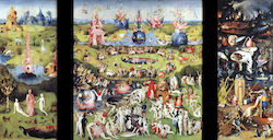 The Garden of Earthly Delights 1000pcs (2801N16057G) Ricordi